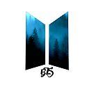 ☆ Neu ☆ BTS-Logo von Infirez
