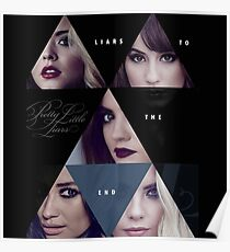 PLL Series Poster