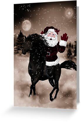 Cowboy Christmas by Doreen Erhardt