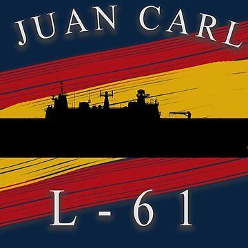 LHD Juan Carlos I by camisetaencasa