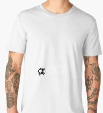 Life is simple. EAT, SLEEP, PLAY SOCCER Men's Premium T-Shirt