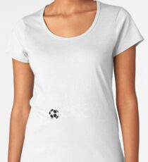 Life is simple. EAT, SLEEP, PLAY SOCCER Women's Premium T-Shirt