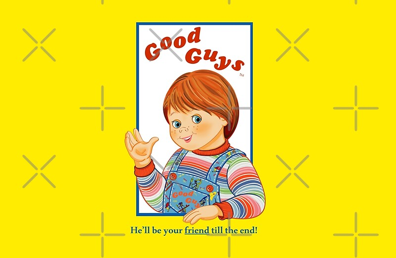 Quot Child S Play Good Guys Chucky Quot Laptop Skins By Rg
