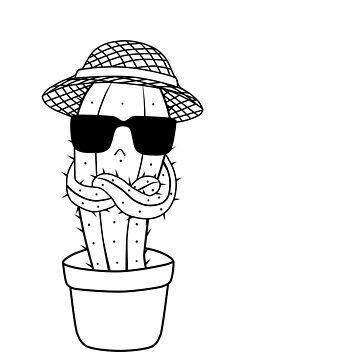 Cool the cactus by RayRay000