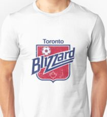 459cf58a425 Toronto Blizzard Defunct Soccer Football Team Unisex T-Shirt