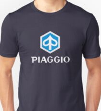 Vespa Piaggio Gifts and Merchandise Unisex T-Shirt