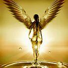 Liquid Gold by Cliff Vestergaard