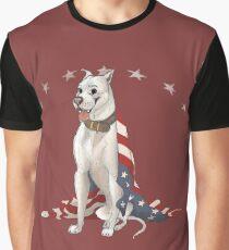 Yankee Terrier Graphic T-Shirt
