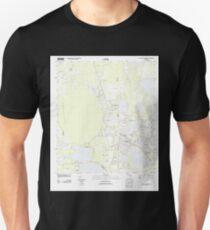 USGS TOPO Map Florida FL Keystone Heights 20120730 TM T-Shirt