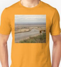 Wide Open Road, Blanchetown,SA 2011 T-Shirt