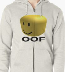 Roblox Death Sound  Zipped Hoodie
