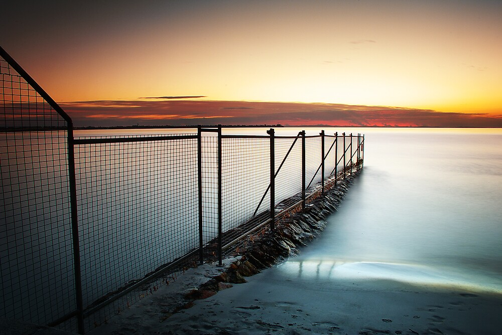 Fence by Ben Ryan