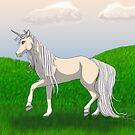 Unicorn  by Palomino1234