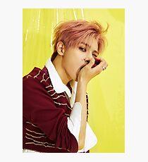 NCT 127 TAEYONG Photographic Print