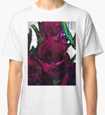 Dark Red Roses with some Pink Classic T-Shirt