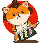 Sumo Su-shiba by fluffymafi