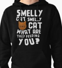 Friends SMELLY CAT Pullover Hoodie