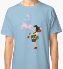 Gake no ue no Mew V.1 (Simple) Classic T-Shirt