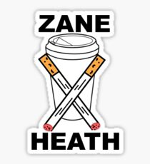 ZANE & HEATH Sticker