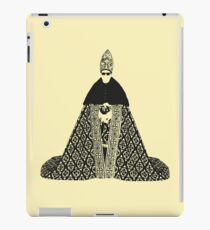 Pope iPad Case/Skin