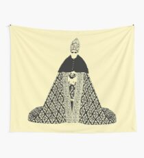 Pope Wall Tapestry