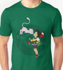 Gake no ue no Mew V.5 (Shadow Pokeball) T-Shirt