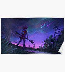 Star Guardians Poster