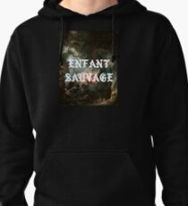 Enfant Sauvage // Wild child Pullover Hoodie