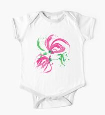 Artistic flowers Kids Clothes