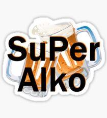 Super Alko Sticker