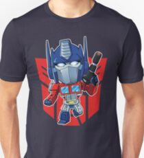 Optimus Prime Superdeformed T-Shirt