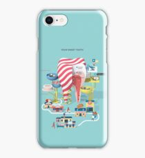 Your sweet tooth iPhone Case/Skin