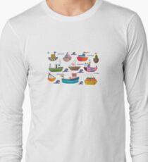 So many boats! T-Shirt