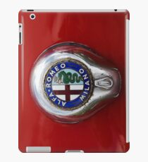 Alfa Romeo Badge iPad Case/Skin