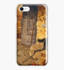Traditional Cretan Kitchen iPhone Case/Skin