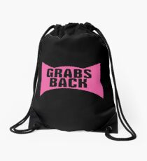 Grabs Back Drawstring Bag