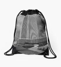 Architecture Drawstring Bag