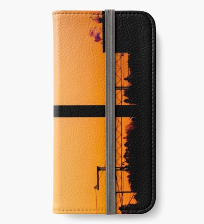 Cig [Flipped/read artist notes] iPhone Wallet