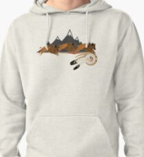 Buffalo People Pullover Hoodie