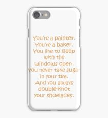 Peeta iPhone Case/Skin