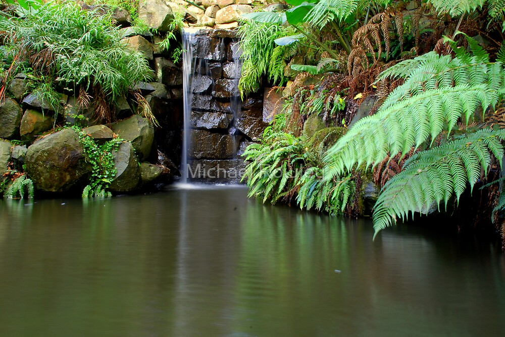 Small Falls by Michael Rowley