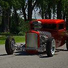 1931 Ford Coupe Hot Rod by TeeMack