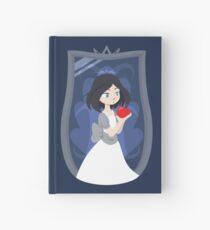 Snow Heart Hardcover Journal