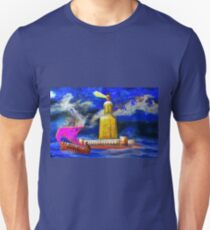 Pharos One of the Seven Wonders of the Ancient World Unisex T-Shirt