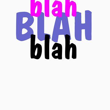 Blah blah blah by jaroas