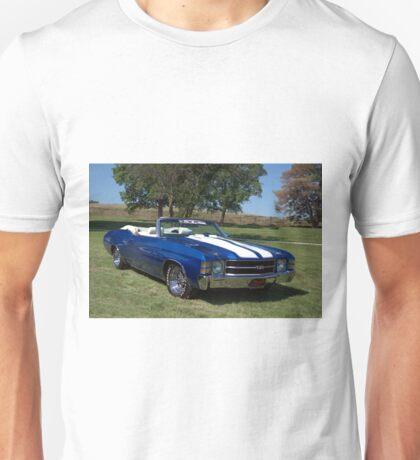 1971 Chevelle Convertible T-Shirt
