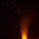 Star fire by Penny Kittel