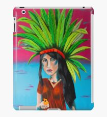 Wah Kah Nee Goddess iPad Case/Skin