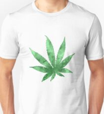 Legal Marijuana Art Unisex T-Shirt