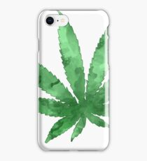 Legal Marijuana Art iPhone Case/Skin
